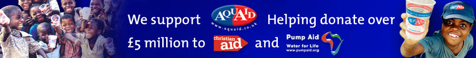 We support AquAid
