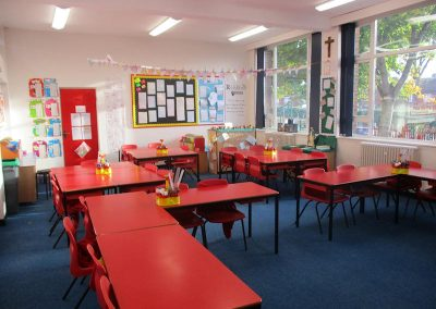 Year 5 Classroom