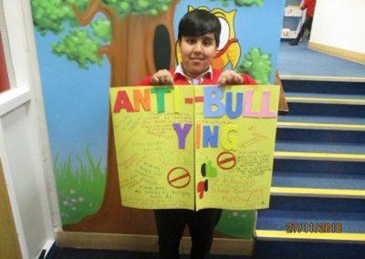 Anti-Bullying winning posters