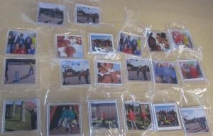 Class 6 photo coasters