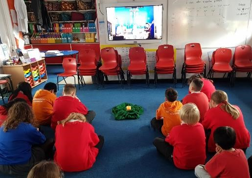 Class 6 reflection time