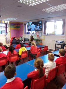 Watching our virtual assembly
