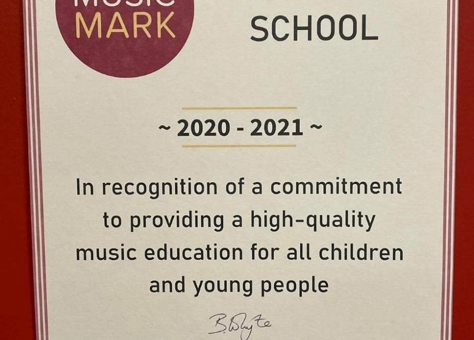 Music Mark School!
