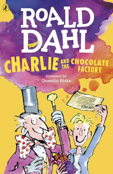 Y4 – Charlie and the Chocolate factory book literacy