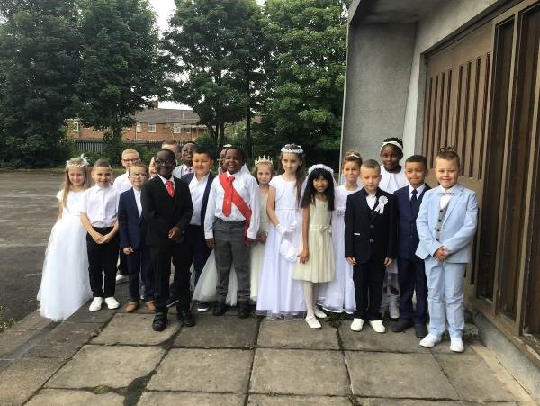 Y3 First Holy Communion