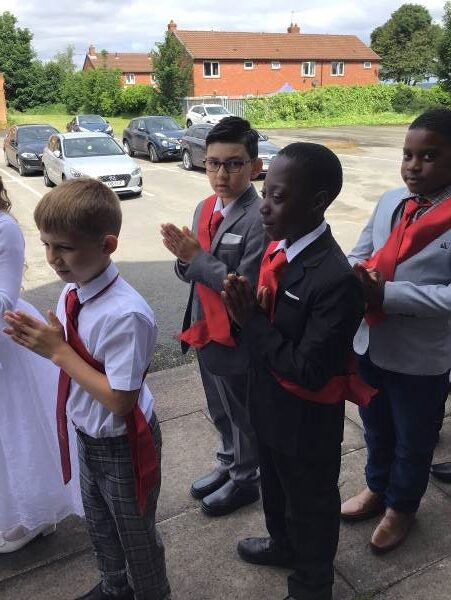 Y4 First Holy Communion