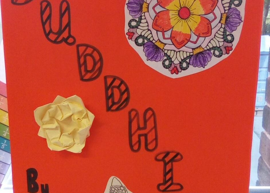 Multicultural Week – Year 5 – Buddhism