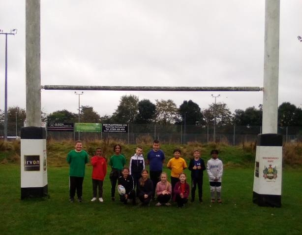 TAG Rugby Event