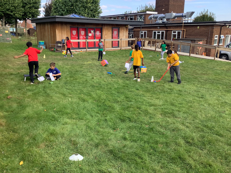 Year 5 National Fitness Day